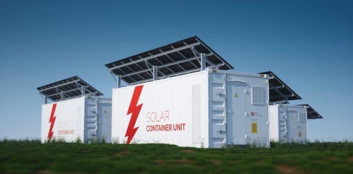 system magazynowania energii dla baterii słonecznych