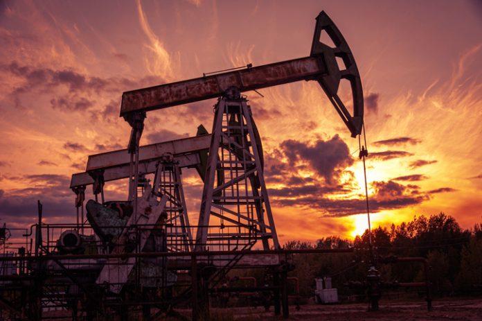 wydobywanie ropy naftowej