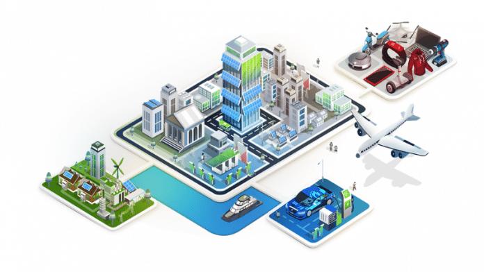 Budynek LG produkującego baterie dla magazynów energii i samochodów