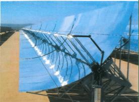 Fig.Elektrownia heliotermiczna Andalsol