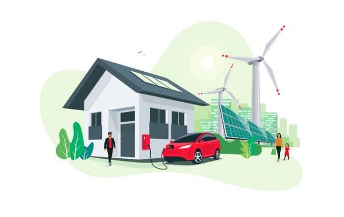 domowa instalacja magazynów energii