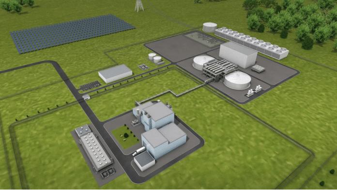 Projekt magazynującego energię reaktora nuklearnego Natrium