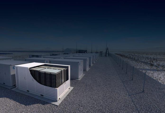 Magazyn energii GE
