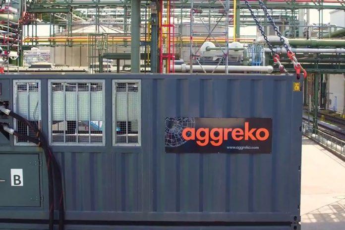 fabryka Aggreko