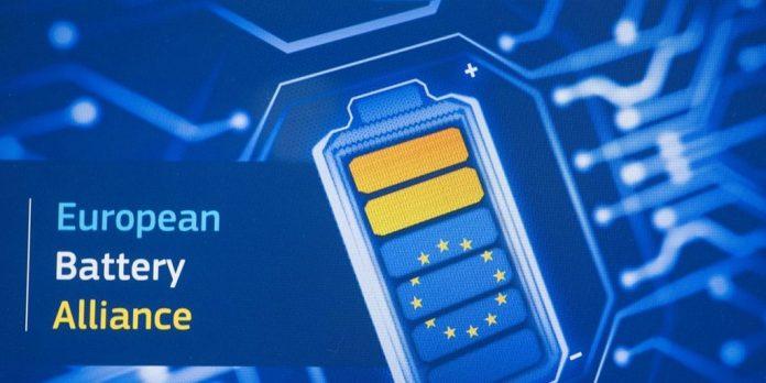 grafika grafika European Battery Alliance
