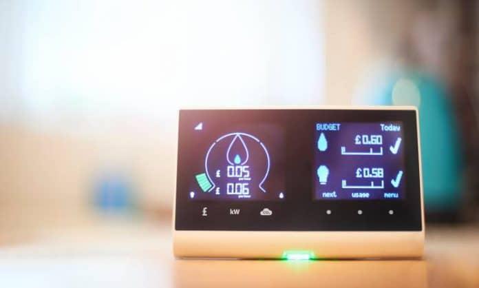 inteligentny licznik energii elektrycznej