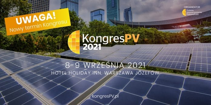 baner II Kongres Energetyki Słonecznej