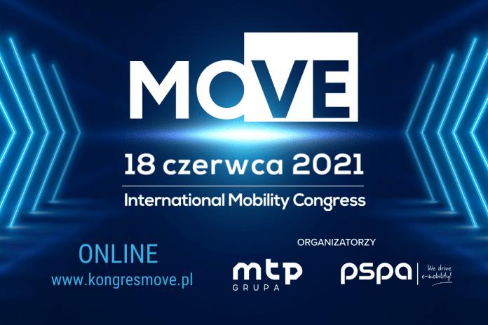 e-mobility grafika kongresu MOVE