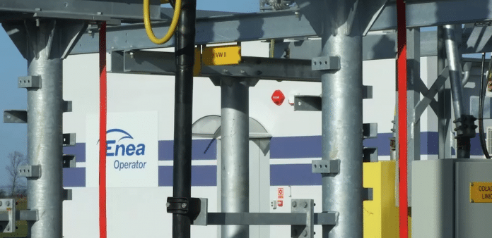 element sieci Enea operator