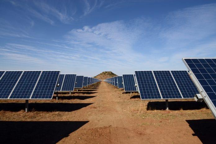 Farma słoneczna Duenberg w RPA
