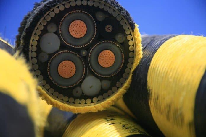 Podwodny kabel energetyczny