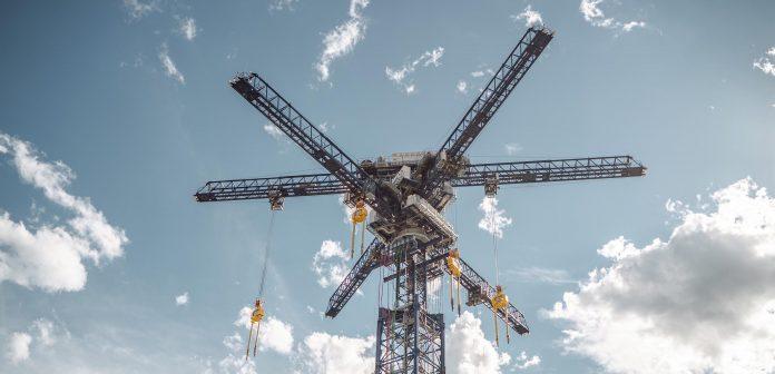 demonstracyjny grawitacyjny magazyn energii z turbin wiatrowych