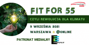 baner wydarzenia Fit for 55