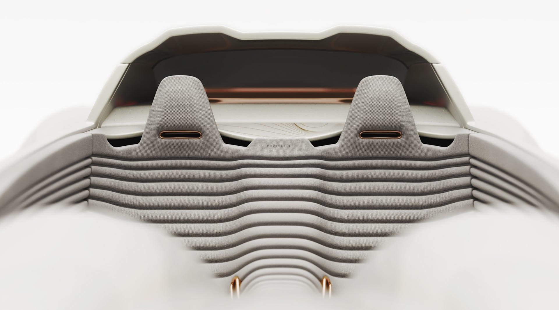 Projekt Porsche 411