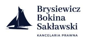 kancelaria prawna Brysiewicz Bokina Sakławski i Wspólnicy logo