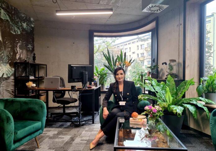 Izabela Kędroń – prezes zarządu i właściciel biura projektowego Sun Hunter.